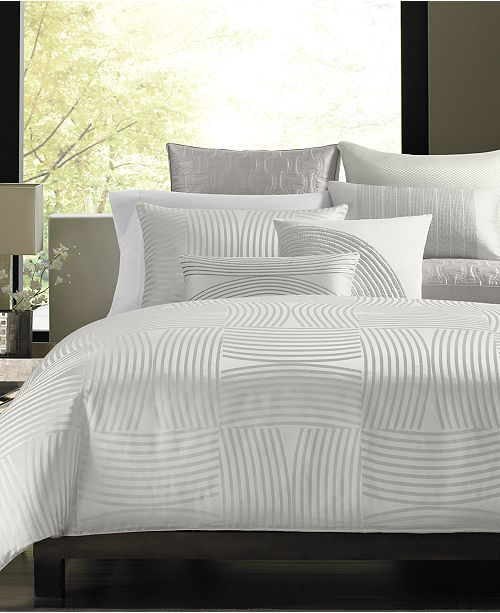Hotel Collection CLOSEOUT! Luminescent Comforters, Created for Macy's
