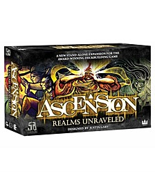 Ascension: Realms Unraveled Deck Building Game