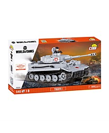 Small Army Wot Tiger I 9540 Piece Construction Blocks Building Kit