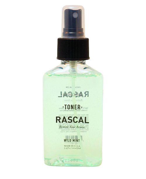 Rascal Wild Mint Face Toner, 3.4 oz