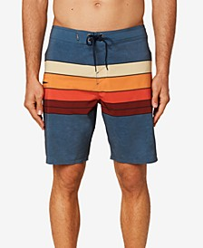 Men's Hyperfreak Heist Line Boardshort