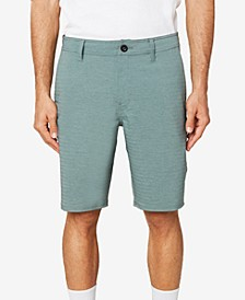 "Men's Locked Herringbone 20"" Hybrid Short"