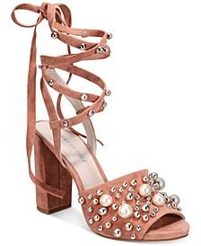 Women's Dierdre Heeled Sandals