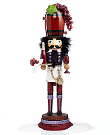 Kurt Adler Wine Nutcracker