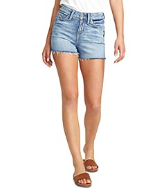 Avery Denim Cutoff Shorts