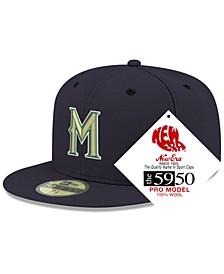 Milwaukee Brewers Retro Classic 59FIFTY Cap