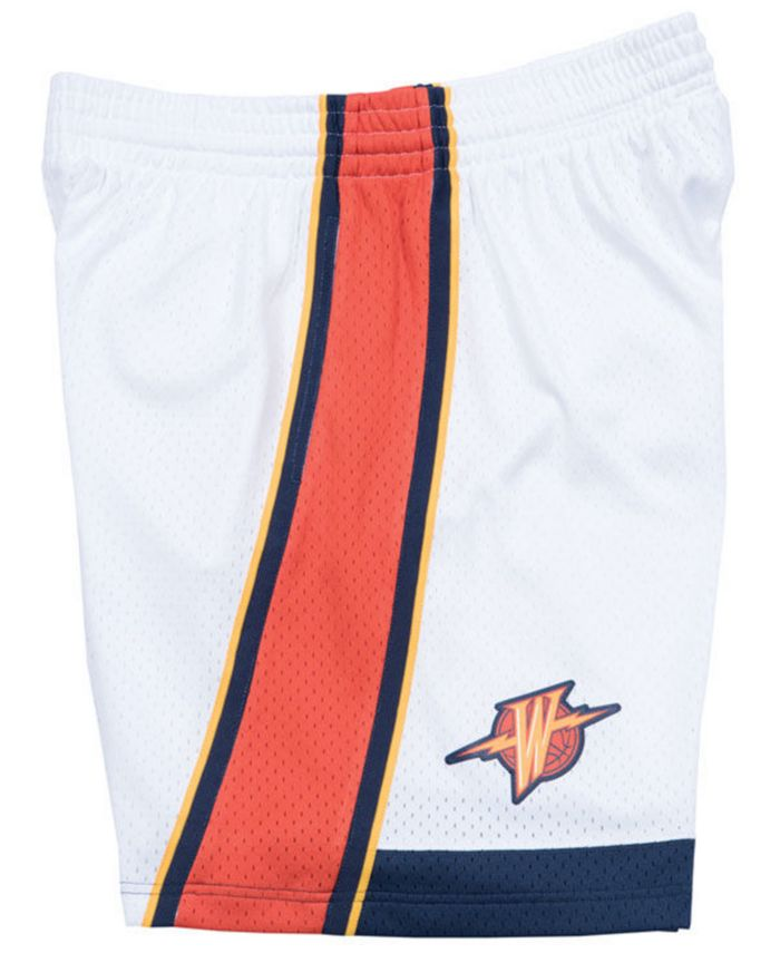 Mitchell & Ness Men's Golden State Warriors Swingman Shorts & Reviews - Sports Fan Shop By Lids - Men - Macy's