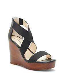 Siana Platform Wedge Sandals