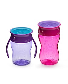Baby and Kids Boys and Girls 7oz & 10oz. Wow Cup Stages Cup