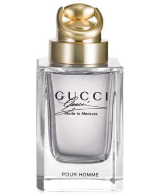 cd56d9b43ad Gucci Made to Measure Fragrance Collection for Men   Reviews - Shop ...