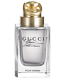 Gucci Made to Measure Fragrance Collection for Men
