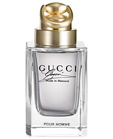 Gucci Made to Measure Eau de Toilette Fragrance Collection for Men