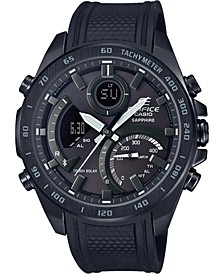 G-Shock Men's Solar Analog-Digital Black Resin Strap Watch 48mm