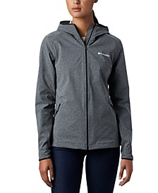 Women's Heather Canyon™ Hooded Softshell Jacket