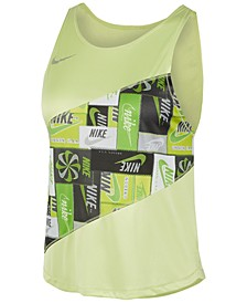 Women's Dri-FIT Logo Running Tank Top