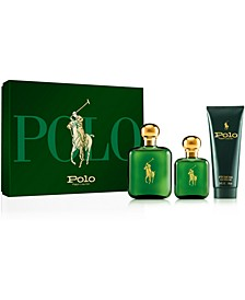 Men's 3-Pc. Polo Eau de Toilette Gift Set