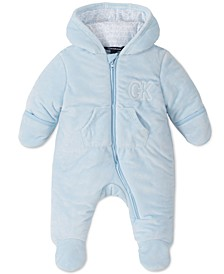 Baby Boys Hooded Pram