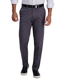 Men's Premium Comfort Classic-Fit Stretch Dress Pants