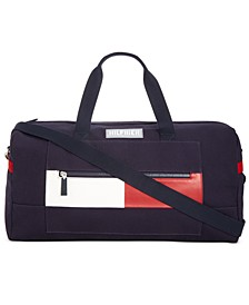 Hayes Colorblocked Duffel Bag