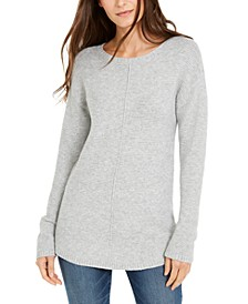 INC Pullover Tunic Sweater, Created for Macy's