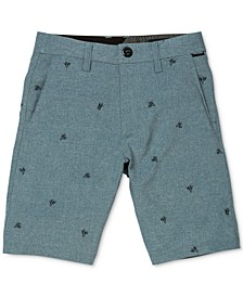 Big Boys Quick-Drying Printed Shorts