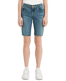 Levi's® Women's Denim Bermuda Shorts