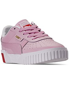 Little Girls Cali Casual Sneakers from Finish Line
