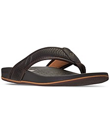Men's Pelem Emiro Thong Sandals from Finish Line