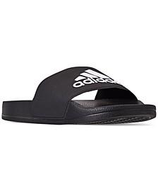 Big Kids Adilette Shower Slide Sandals from Finish Line