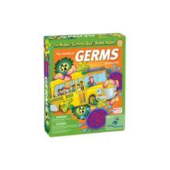 The Magic School Bus The World of Germs