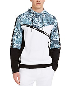Men's Colorblocked Hoodie, Created for Macy's