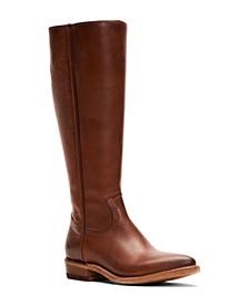 Billy Inside Zip Tall Boots