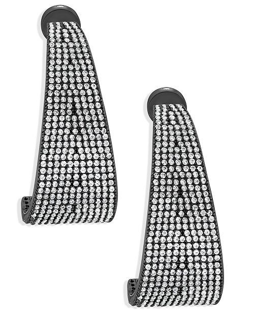 ZAXIE by Stefanie Taylor Zaxie Trophy Life Hoop Earrings