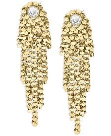 Long Seuqin Earrings