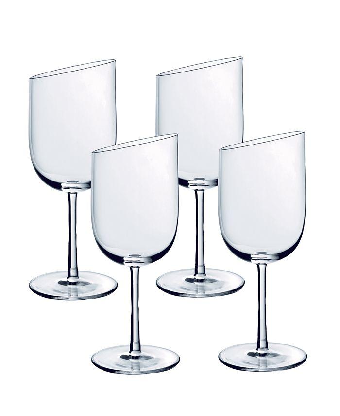 Villeroy & Boch - New Moon White Wine Set of 4
