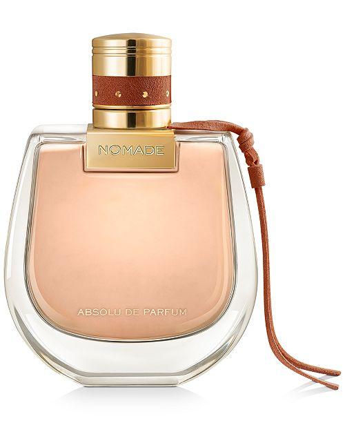 Chloe Chloé Nomade Absolu de Parfum, 2.5-oz.