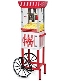 PC25RW 2.5-Oz. Kettle 48-In. Popcorn Cart