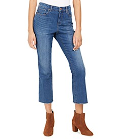 Cropped Denim Jeans, Created for Macy's