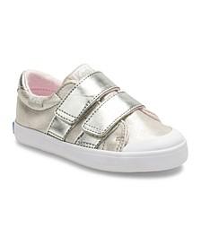 Little Girls Courtney Hook and Loop Sneaker