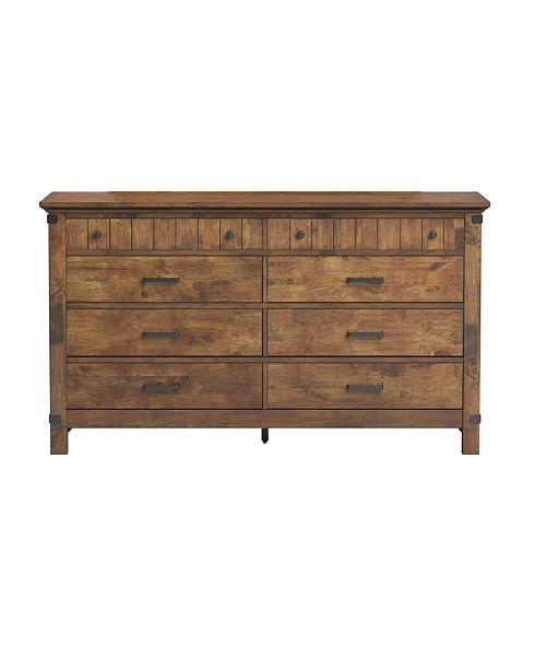 Coaster Home Furnishings Brenner 8-Drawer Dresser