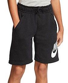 Big Boys Fleece Club Shorts