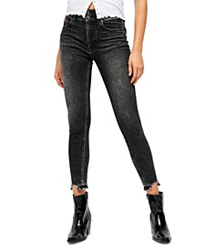 Wild Child Solid Skinny Jeans