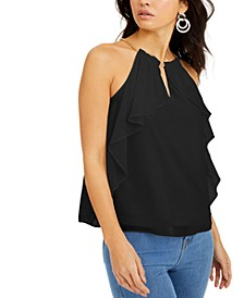 Chain-Neck Tank Top, Created for Macy's