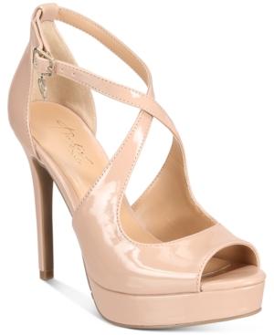 Thalia Sodi Charly Platform Heels, Created for Macy's Women's Shoes