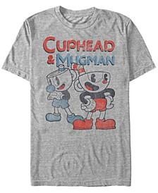 Men's and Mugman Dynamic Duo Short Sleeve T- shirt
