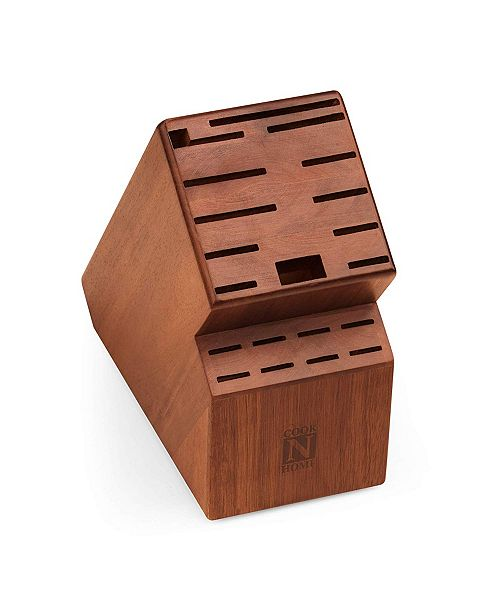 Cook N Home Knife Storage Block 20 Slots