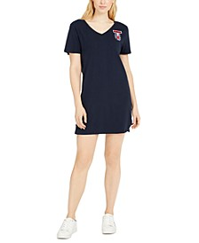 Logo Graphic T-Shirt Dress