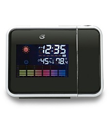 Weather Alarm Clock with Time Projection, CP108B