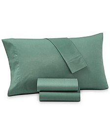 Sleep Soft Viscose from Bamboo Blend 4-Pc. Queen Sheet Set, 300-Thread Count,  Created for Macy's
