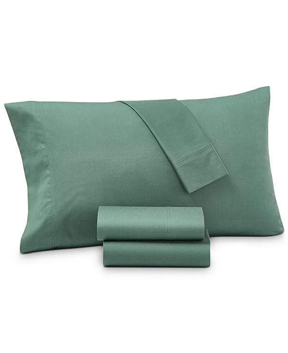 Charter Club Sleep Soft Viscose from Bamboo Blend King Pillowcases, 300-Thread Count, Created for Macy's